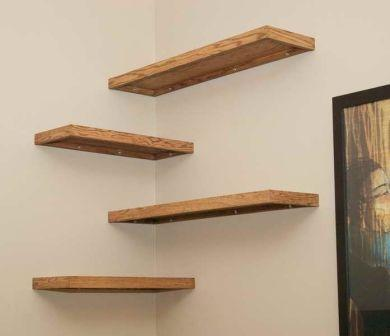 They Can Double Up As Storage And Classic Wall Decoration.Most People Have  Grossly Underrated The Use Of These Shelves In ...