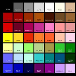 In As Much You Would Want Your Interior Looking Colorful May Not Have Any Idea Of The Colors That Match Getting A Color Chart Will Guide On